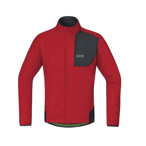 C5 GORE WINDSTOPPER THERMO TRAIL JACKET winterjack heren