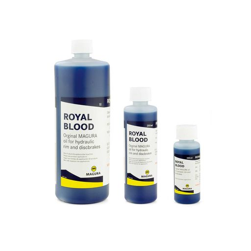 Royal Blood minerale olie