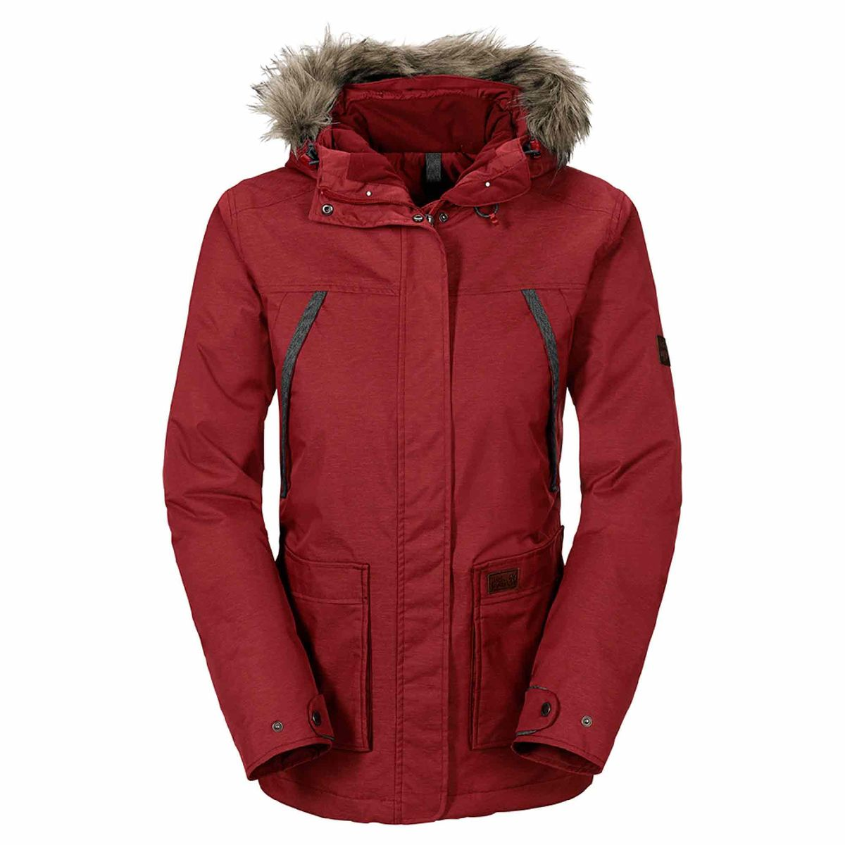 Jack Wolfskin Madison Avenue Damen Mantel kaufen