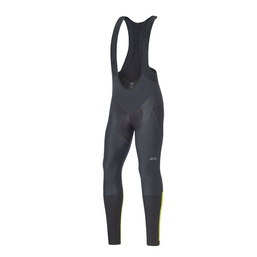 C7 GORE WINDSTOPPER PRO BIB TIGHTS+ thermocollant heren