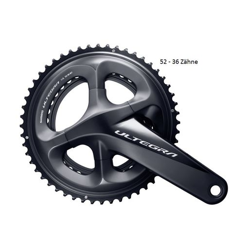 Ultegra Hollowtech II FC-R8000 11-speed crankstel