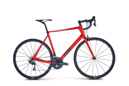 TEAM GF-FOUR ULTEGRA showroommodel maat 59cm