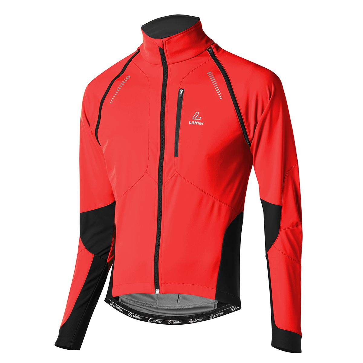 M BIKE ZIP-OFF JACKET SAN REMO WS LIGHT softshelljack