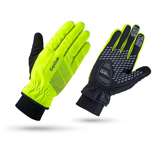 RIDE WINDPROOF HI-VIS WINTER GLOVE fietshandschoenen