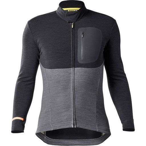 ALLROAD THERMO JERSEY LANGE MOUW gravel jersey