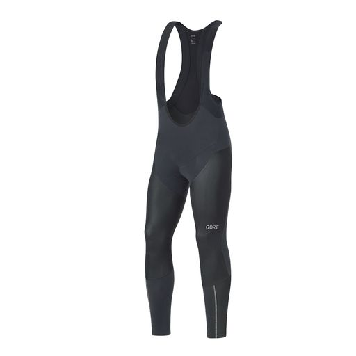 C7 PARTIAL GORE WINDSTOPPER PRO BIB TIGHTS+ thermocollant heren