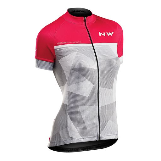 ORIGIN WMN JERSEY SHORT SLEEVES dames jersey