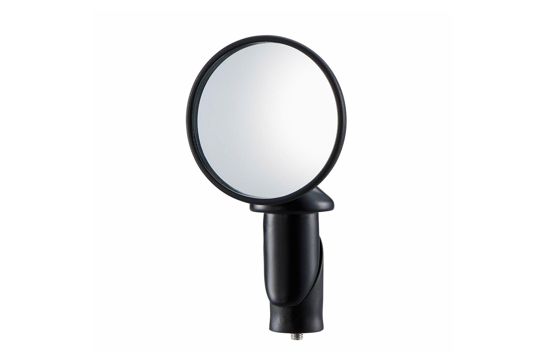 Spiegel Voor Fiets : Cateye spiegel fiets cat bm g in stuur zwart spiegel fiets cat